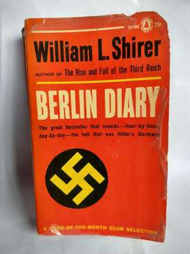 Berlin Diary - William Shirer