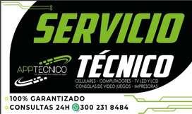 Apptecnico Servicio técnico Completo