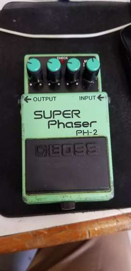 Vendo Boss  Super Phaser