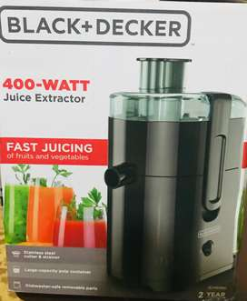 juice extractor new