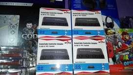Adaptador Gamecube Myflash Para Nintendo Switch, Wii U Y Pc
