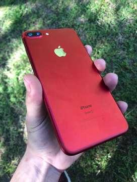 Iphone 7 plus 128Gb edicion (RED) libre