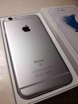 iPhone 6S Completo en caja