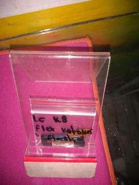 Flex de Botones Y Flash para Lg K8