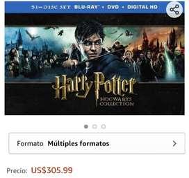 Harry Potter Hogwarts Colleccion