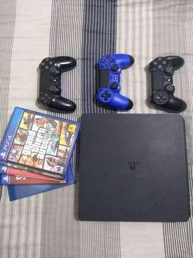 Venta de PlayStation4 (PRECIO NEGOCIABLE)
