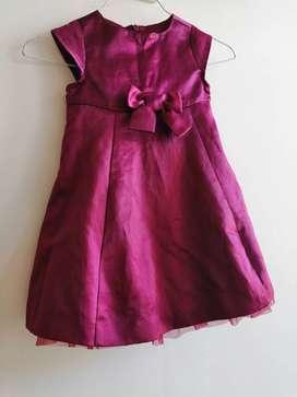 Vestidos de Niña para 1 y 3 años