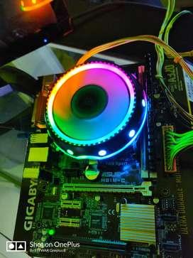 Board procesador y ram Intel i5 4 nucleos