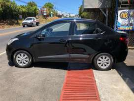 Hyundai Grand i10 año 2016, manual, $2500 de prima mínima