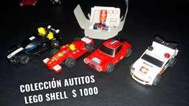 Autos LEGO Shell