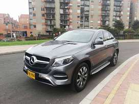 MERCEDES BENZ GLE350d COUPE
