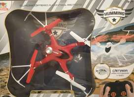 Drone Humming o Cuadricoptero a Control Remoto modelo TOY-68240