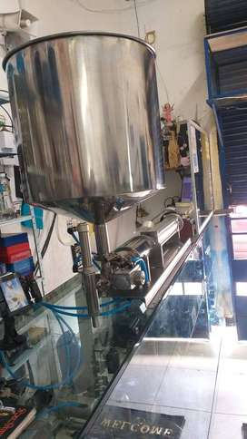 maquina dosificadora de 1 L o 1000 ml, Autoreguladora