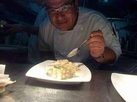 Chef de cocina internacional