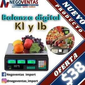 Balanza Digital LBRS/ KLs