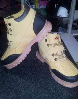 Zapatos Botas En Cuero VIKINGS V TRAIL BLAZERS, Calzado Para Mujer