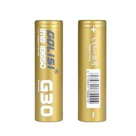 Bateria Recargable Golisi G30 3000mah 30A 18650