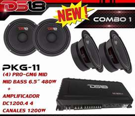 Combo Ds18