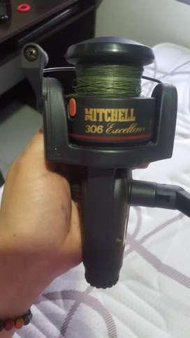 Carretel de Pezca Mitchell 306