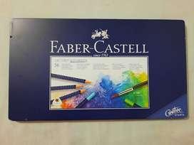 Colores Faber castell acuareables - art grip aquarelle