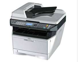 fotocopiadoras a color y a blanco y negro desde 750.000 con garantia