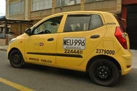 Taxi hyundai I10 2015 excelente estado, papeles al dia, buen precio.