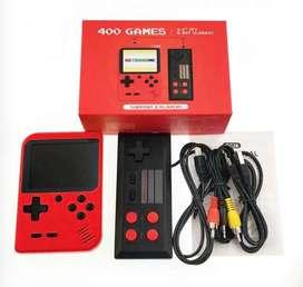 Nintendo retro con 400 juegos y mando adicional Y TV.