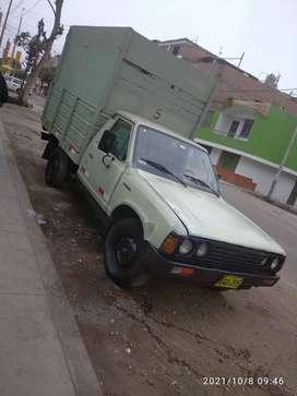 Camioneta pik Datsun año 1985