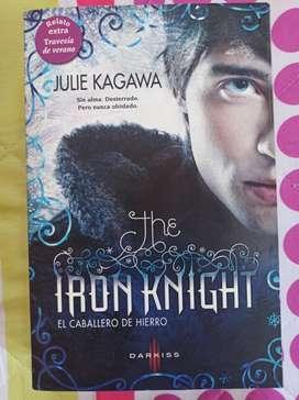 Libro Iron Kinght El caballero de Hierro