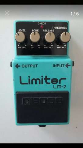 Boss Lm-2 Pedal