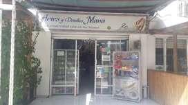 Venta de negocio de lencería e implementos de manualidades