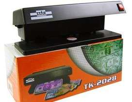 Detector probador de billetes falsos Star TK 2028