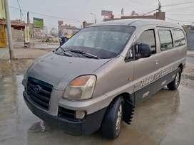 Minivan H1 Hyundai starex