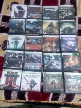 Vendo video juegos de Xbox 3.0