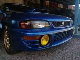 Impreza mod 94 full extras Gas LP