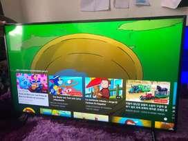 "Vendo TV SAMSUNG SMART TV 4k 43"""