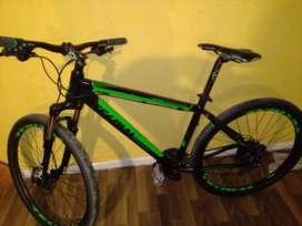 Vendo o permuto bicicleta TEKNIA