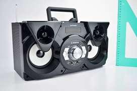 Reproductor Minicomponete Sonyvox Bluetooth Karaoke 200w / PAGA AL RECIBIR