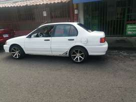 Vendo tercel 92 impecable
