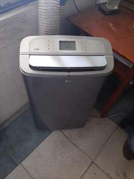 Vendo aire acondicionado LG portatil