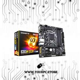 Board Gigabyte B365m Ds3h Intel