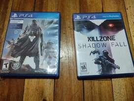 2juegos PS4 por el precio de uno