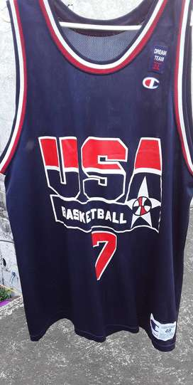 Camisola basketball