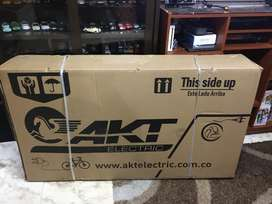 Bicicleta Eléctrica AKT ELECTRIC City Fixer 350