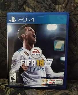 FIFA 18 PARA PS4 ORIGINAL