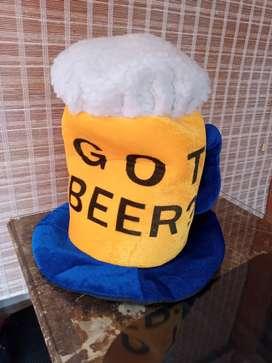 Gorro cervecero
