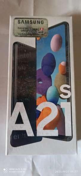 Se vende Samsung a21s