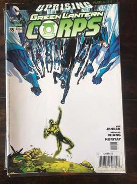 Dc comics: green lantern #35