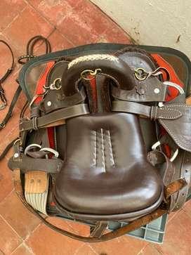 Silla - tereque para pony