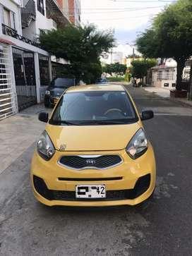 Taxi Kia picanto MOD 2015
